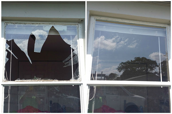 glass repair maywood